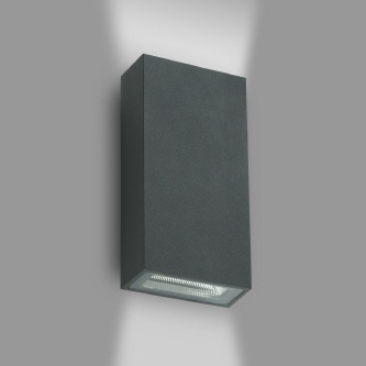 "LED ""Logan-Out"" Silber"