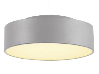 "LED ""Pro Panel Long-119"" silbergrau"