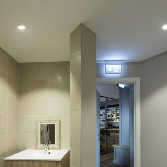 "LED ""Quadra-Panel"" 9W"