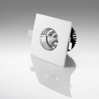 "LED ""5W Set Just"" schwenkbar"